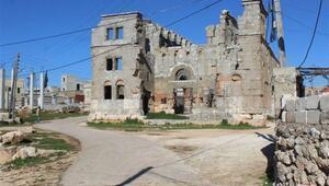 Notre Dameın esin kaynağı İdlibdeki bir kilise