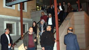 Muhsin Yazıcıoğlunun helikopterindeki GPS hırsızlığı davasına devam edildi