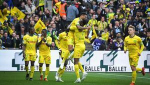 Nantes 3-2 PSG (MAÇ ÖZET)