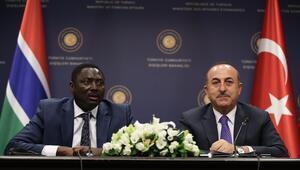 Gambiya her zaman Türkiyenin yanında olacaktır