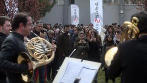 Ankara'nın sanat iklimine renk kattı