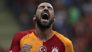 Galatasarayın kamp kadrosu açıklandı Sinan Gümüş...