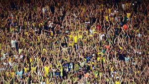 Fenerbahçede biletler erkenden kesildi