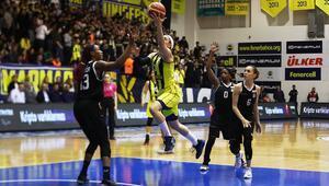 Potada kadınlar derbisi Fenerbahçe yarı final için...