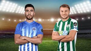 Süper Ligde 29. haftanın perdesi açılıyor Bursasporun iddaa oranı düşüşte...