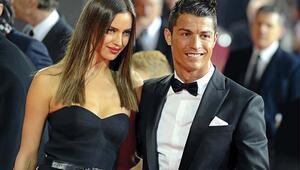 Bomba iddia Ronaldo ve Irina Shayk...