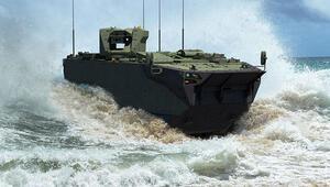 Hem denizde hem karada kullanılacak ZAHA, IDEFde sergilenecek