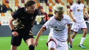 Osmanlıspor, Elazığsporu 2 golle geçti