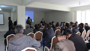 Şemdinlide Küçük Sanayi Sitesi tamamlandı
