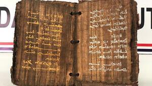 Diyarbakırda ele geçirildi 1300 yıllık...