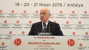 Son dakika... MHP Genel Başkanı Bahçeliden çarpıcı sözler: İstanbul'daki seçimin yenilenmesi maşeri vicdanı rahatlatacaktır