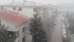 Ankarada kar sürprizi