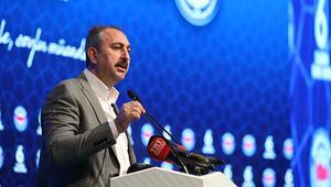 Adalet Bakanı Abdulhamit Gül Memur-Sen 6. Olağan Genel Kurulunda konuştu