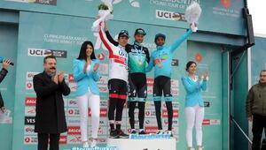 Cumhurbaşkanlığı Türkiye Bisiklet Turu Bursa-Kartepe etabı tamamlandı