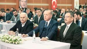 Erdoğan'dan seçim değerlendirme toplantısı
