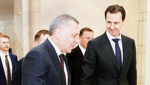 Astana öncesi Rusya-Suriye teması