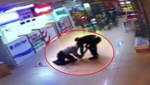 Kız arkadaşına mesaj atan kişiyi pompalı tüfek ile yaraladı
