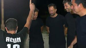 Survivorda futbol maçı heyecanı Survivorun son bölümünde maçı kim kazandı