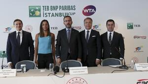 TEB BNP Paribas İstanbul Cup başlıyor