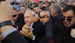Başsavcılık, Kılıçdaroğluna saldırıyla ilgili soruşturma başlattı