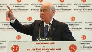 MHP Lideri Bahçeli'den önemli açıklamalar