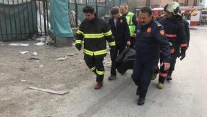 Yangında ölen Afgan işçi sayısı 7 oldu