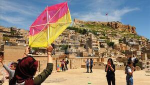 Mardinli turizmcilerde bayram tatili sevinci