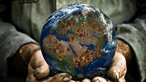 Hayattasın, bunun tedavisi içinde yaşadığın gezegeni sevmek