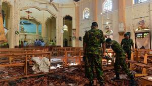 Sri Lankada 35 yabancı uyruklu kişi yaşamını yitirdi