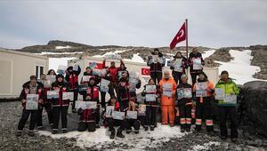 Türkiye ve Belarustan Antarktika açılımı