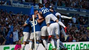 Everton, Manchester Uniteda acımadı