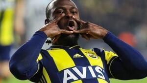 Fenerbahçeye müjdeli haber Victor Moses...