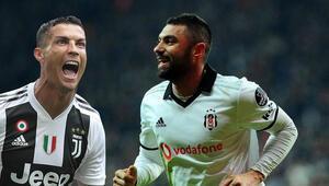 Frikik golü ortalığı salladı Ronaldo...