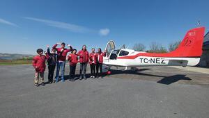 Teknofest, 23 Nisan coşkusunu çocuklarla göklere taşıdı