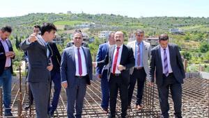 Altınözü'ne cam seyir terası projesi