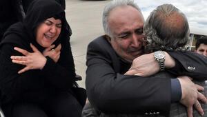 Büyük acı Cenazeler Türkiye'ye getirildi...