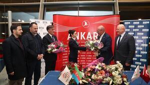 Ankara Anadolunun dünyaya açılan kapısı olacak