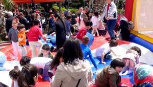 Silivride 23 Nisan Ulusal Egemenlik ve Çocuk Bayramı coşkuyla kutlandı