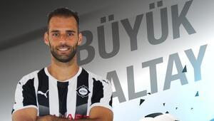Rekora 1 gol kaldı Altaylı Paixao...