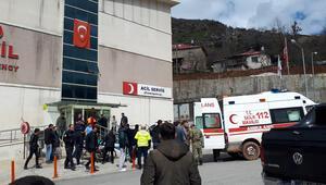 Çukurcada PKKlılardan taciz ateşi: 2 asker yaralı