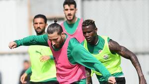 Bursaspor, Akhisarspor hazırlıklarına devam etti