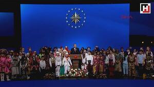 Cumhurbaşkanı Recep Tayyip Erdoğan, 23 Nisan Gala Programına katıldı