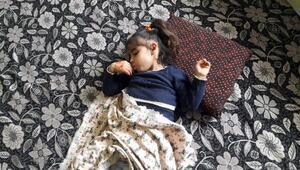 6 yaşındaki engelli Aysele, 23 Nisanda tekerlekli sandalye hediye edildi