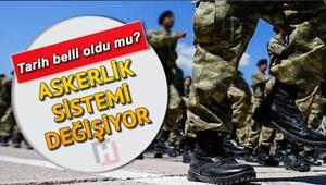 Milli Savunma Bakanı Akardan yeni askerlik sistemi açıklaması | Gözler Mecliste