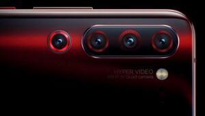 Lenovo Z6 Pro tanıtıldı: 100 MP kamerasıyla geliyor