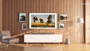 Xiaomi bu kez duvar kağıdı televizyonunu tanıttı
