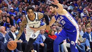 Philadelphia 76ers konferans yarı finalinde Furkandan 7 sayı...