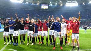 DFB Kupası'nın ilk finalisti RB Leipzig