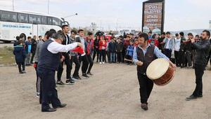 Avrupa Şampiyonu Taha Akgül, Sivas'ta coşkuyla karşılandı