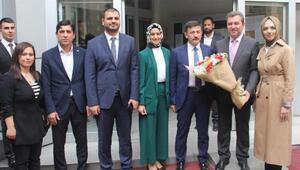 AK Partili Dağdan Bergama ve Kınıka ziyaret